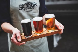 Skinners Brewery opens its doors to CIM